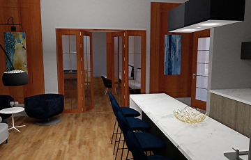 Multi-purpose room refurbishment
